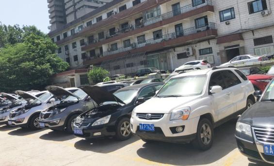 奋战四小时,11辆机动车在山东文交所增值61%