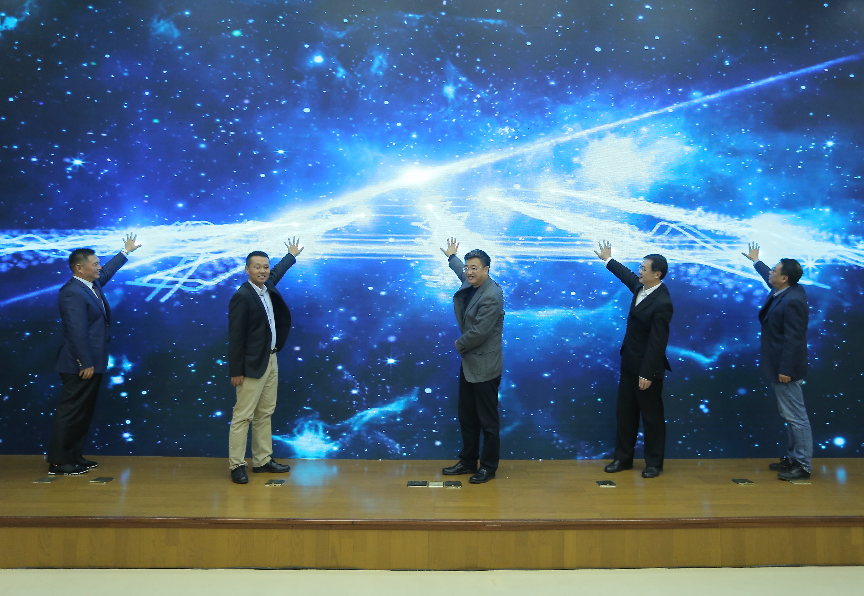 齐乐娱乐客户端(济南)文化金融服务中心正式揭牌成立